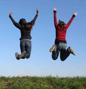 amicizia tra ragazze in adolescenza : la mia migliore amica
