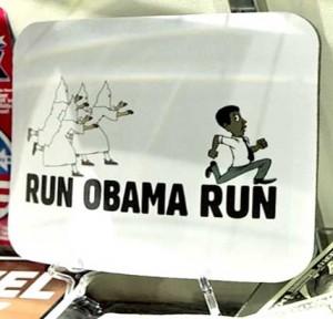 pregiudizio razzismo xmen run obama run