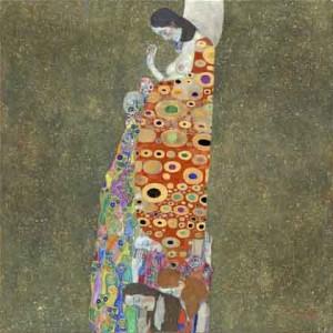 Speranza per l'anno nuovo - Klimt
