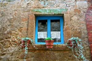 finestra blu Ernesto Sabato