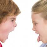 Perchè i fratelli litigano?